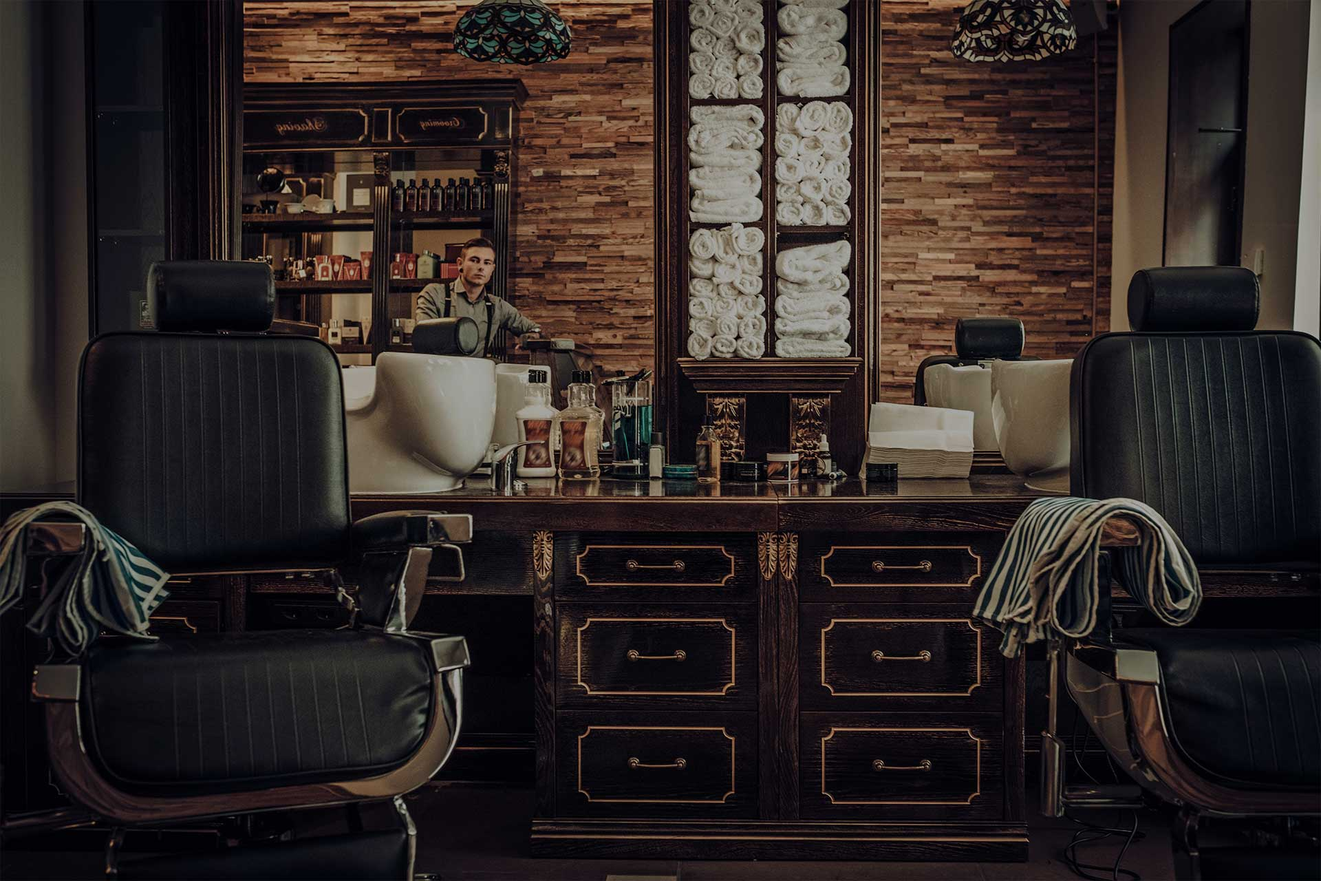 Best Barber Shops in NYC, Homepage